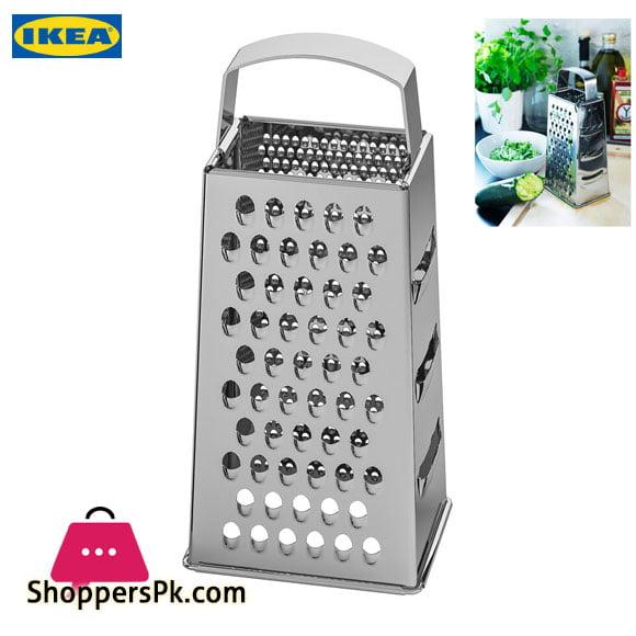 Ikea IDEALISK Grater Stainless Steel