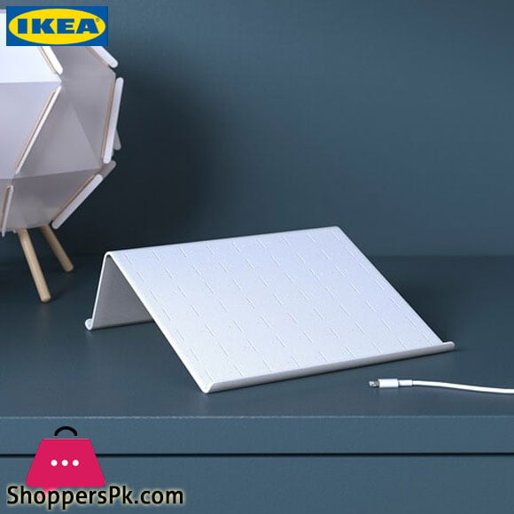 Ikea ISBERGET Tablet Stand White