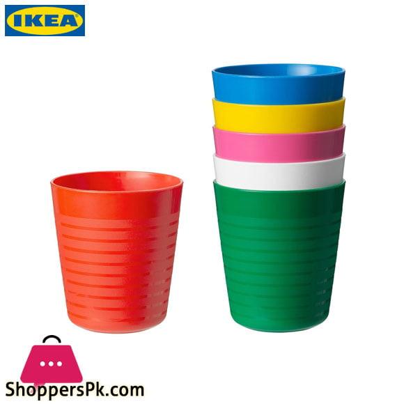 Ikea KALAS Kids Glass