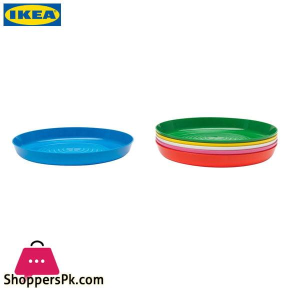 Ikea KALAS Kids Plates