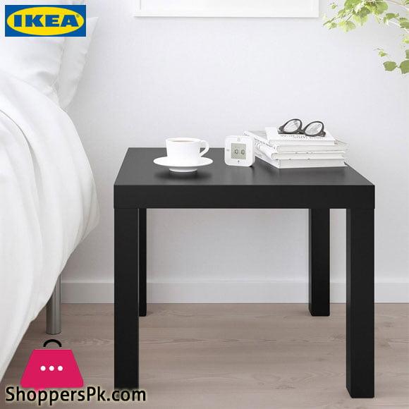Ikea LACK Side Table Black