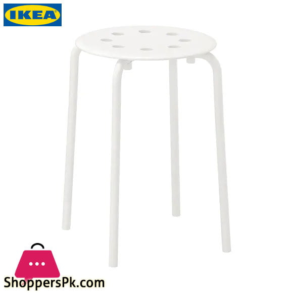 Ikea MARIUS Stool 45 Cm