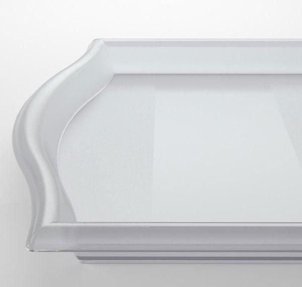Ikea SMULA White Tray