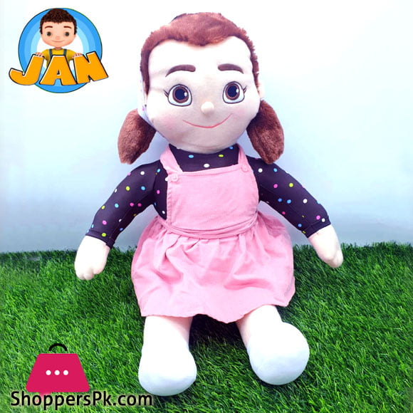 Jan Girl Doll Stuff Toy 60 CM