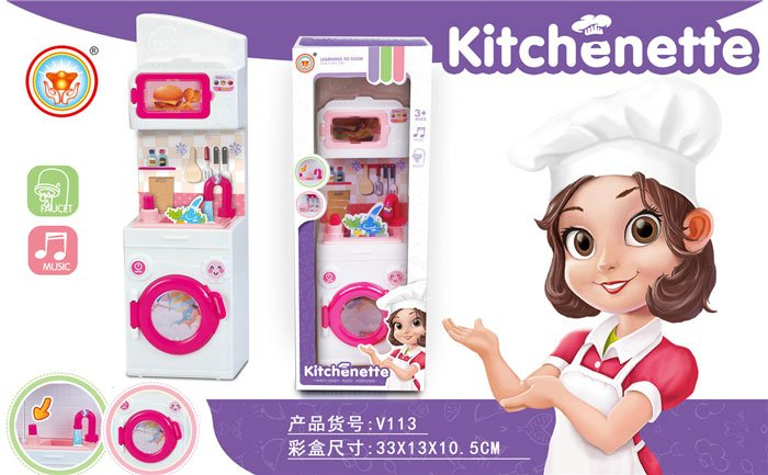 Kitcehnnete Play Kitchen Set V113