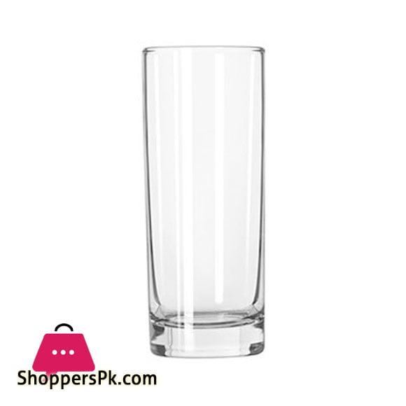 Wilmax Longdrink Glass 13 Fl Oz   390 Ml Set Of 6 WL-888024 / 6A