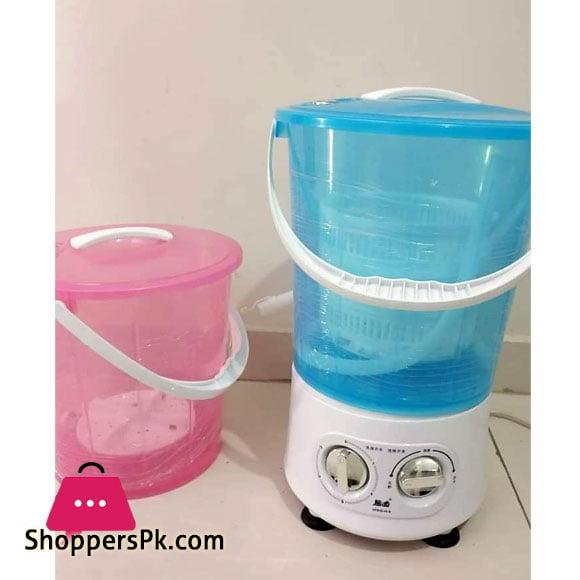 Mini Portable Single Tub Bucket Washing Machine