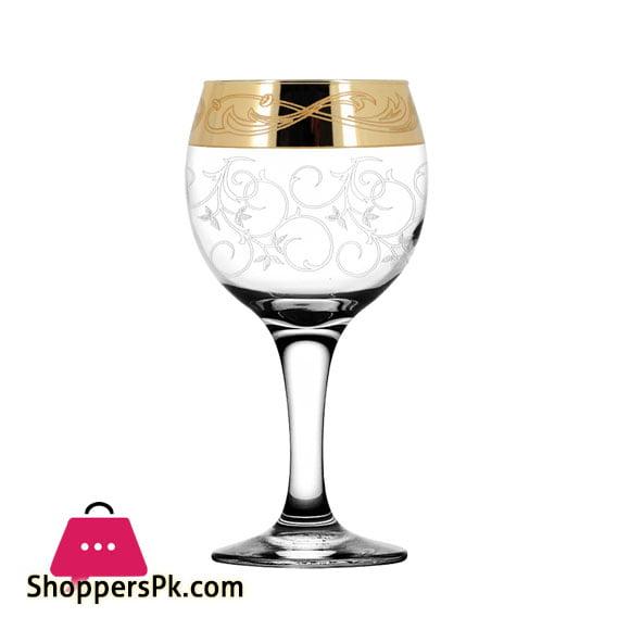 Promsiz Wine Glasses 6 Piece EAV102-411/S