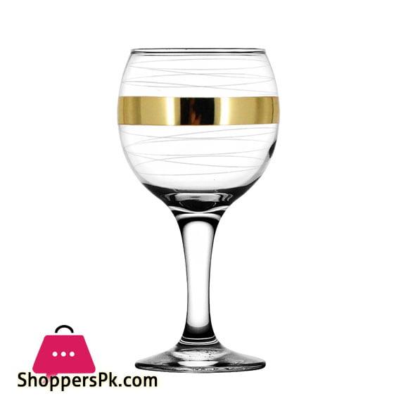 Promsiz Wine Glasses 6 Piece EAV95-411/S