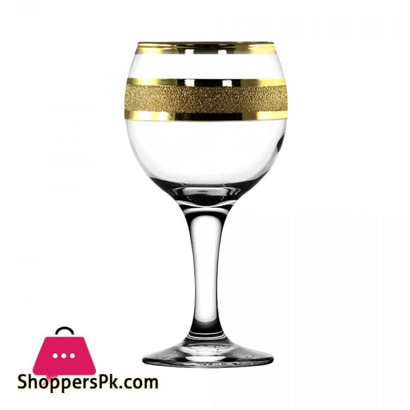 Promsiz Wine Glasses 6 Piece KAV24-411/S