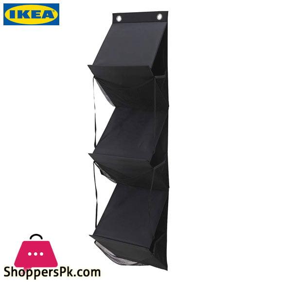 Ikea SMARRA Wall Hanging Storage – Black