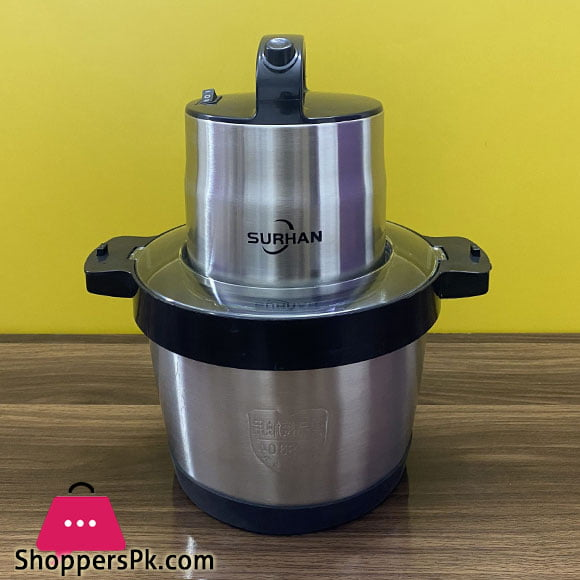 SURHAN 6 liter Chopper King Style Meat and Vegetable Chopper 6 liter