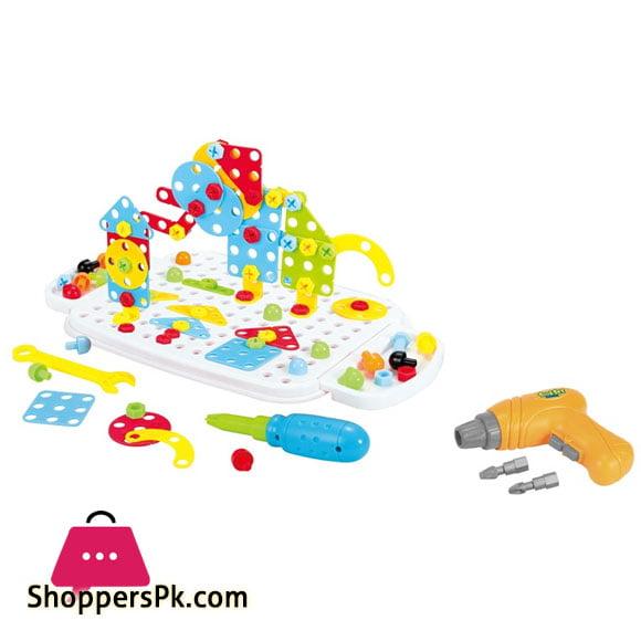 Screw Creative Puzzle For Kid
