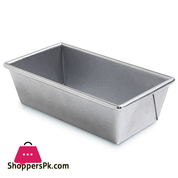 Silver Loaf Bread Pan 7 Inch