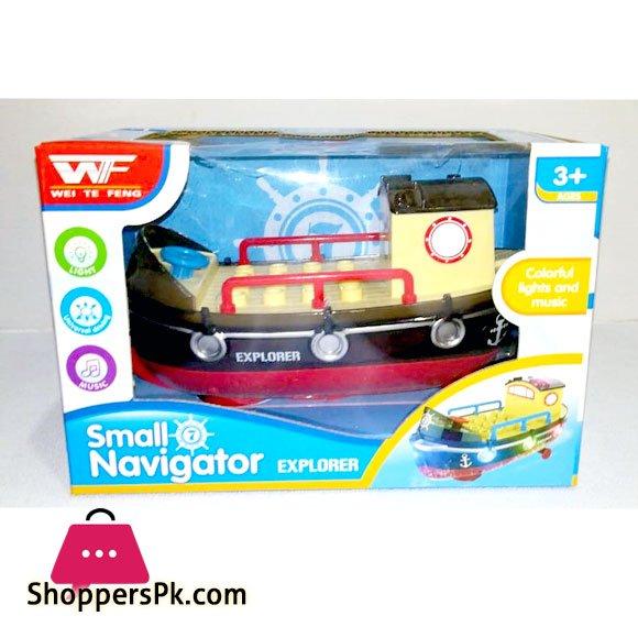 Small Navigator Ship For Kid