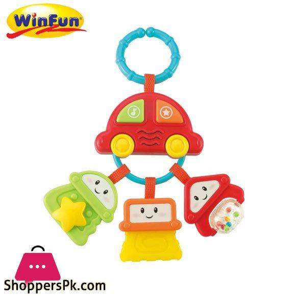 Winfun Sound 'N Rattle Keys - 0628