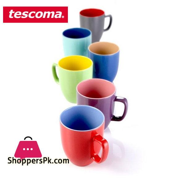 Tescoma Crema Shine Mug 300 ml Set of 6 Multicolor - 387192