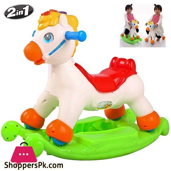 Twinkle 2 in 1 Horse Rock n Ride