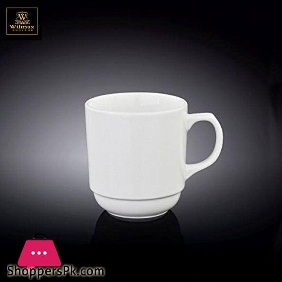 Wilmax Durable Porcelain Mug 280ML One Piece WL-973528