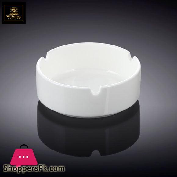 Wilmax Fine Porcelain Ashtray 4 Inch WL-996002 / A