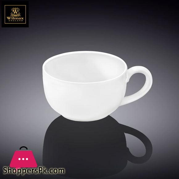 Wilmax Fine Porcelain Coffee Cup 3 Oz | 100 Ml WL-993002/A