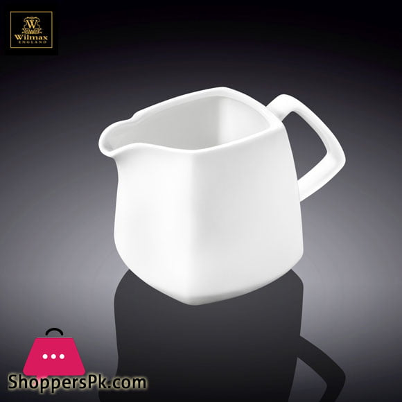Wilmax Fine Porcelain Creamer 10 OZ   310 ML WL-995027 / A