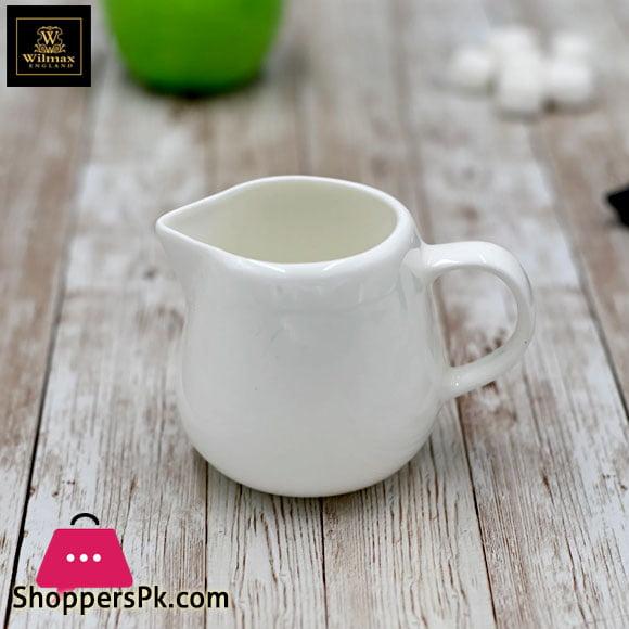 Wilmax Fine Porcelain Creamer 7 Oz | 200Ml WL-995005/A