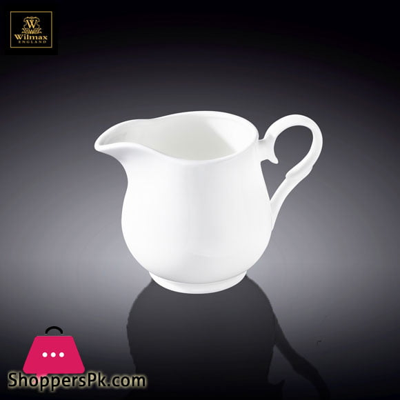 Wilmax Fine Porcelain Creamer Pot 9 Oz   300 ML WL-995020 / A