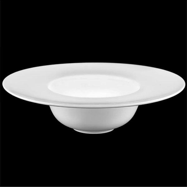 Wilmax Fine Porcelain Deep Plate 9 Inch - WL-991186 / A