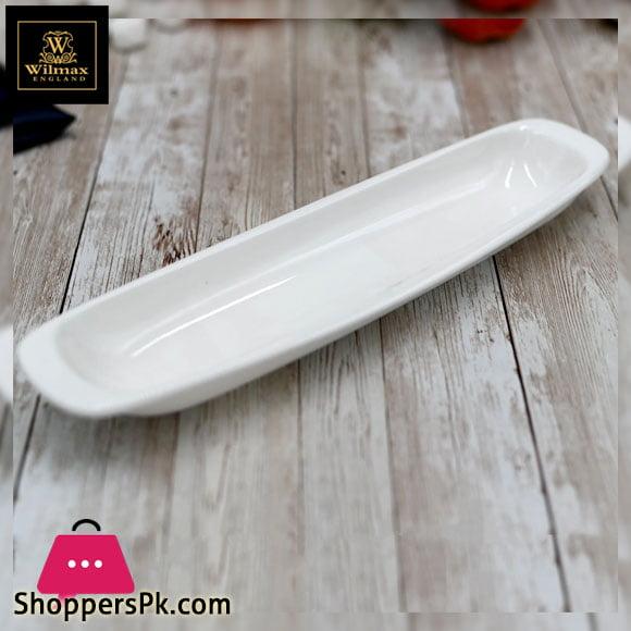 Wilmax Fine Porcelain Dish 13 Inch WL-992644 / A