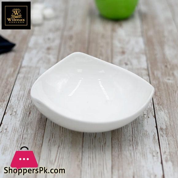 Wilmax Fine Porcelain Dish 5 Inch WL-992613 / A
