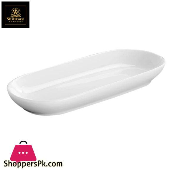 Wilmax Fine Porcelain Dish 5.5 Inch WL-992401 / A