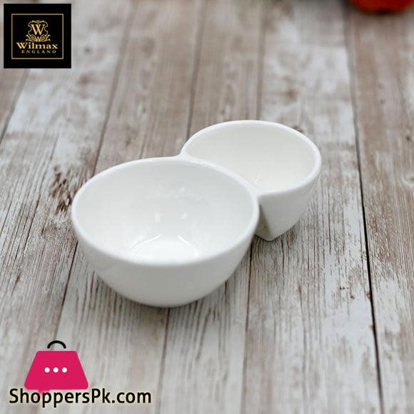 Wilmax Fine Porcelain Dish 5 x 3 x 1.5 Inch - WL-992572 / A