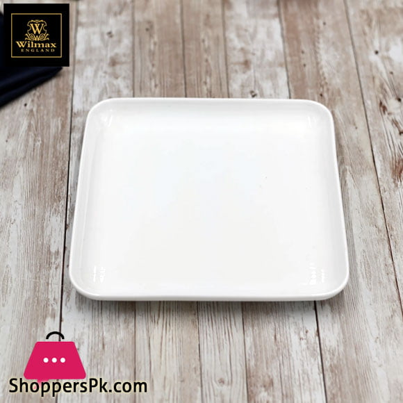 Wilmax Fine Porcelain Dish 7.5 x 7.5 Inch WL-992679 / A