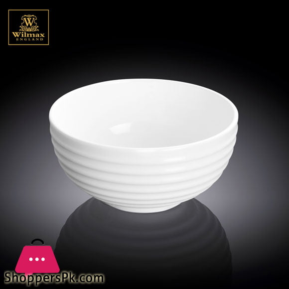 Wilmax Fine Porcelain Japanese Style Bowl 360Ml WL-992371 / A
