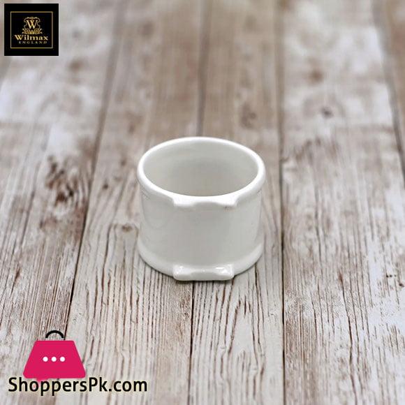 Wilmax Fine Porcelain Napkin Ring WL-996044/A