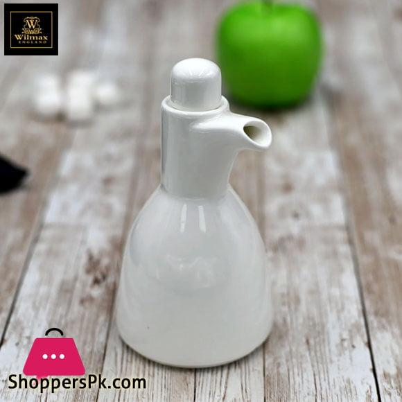 Wilmax Fine Porcelain Oil/Vinegar Bottle 8 Oz | 230 Ml WL-996016/A