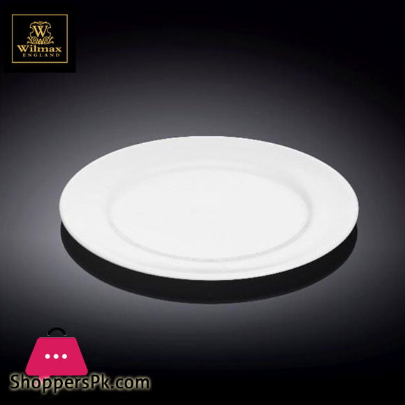 Wilmax Fine Porcelain Dinner Plate 10 Inch WL-971125