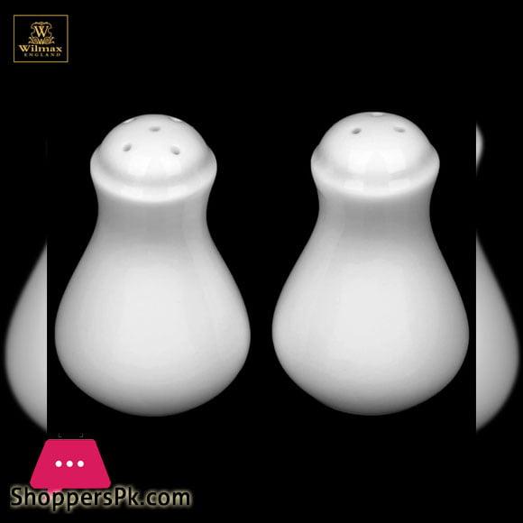 Wilmax Fine Porcelain Salt & Pepper Set WL-996066/Sp