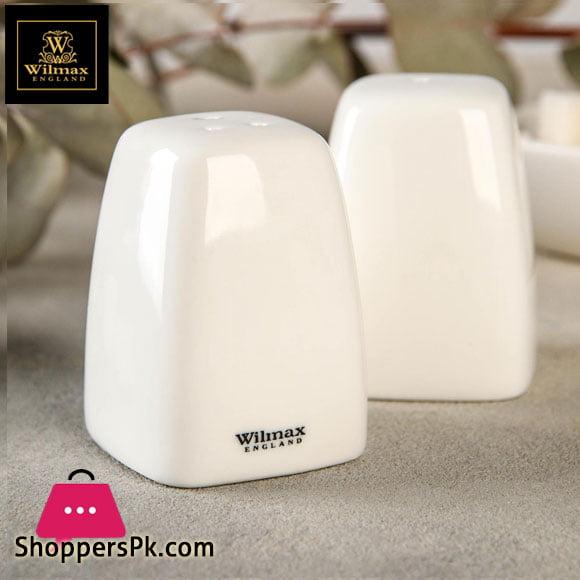 Wilmax Fine Porcelain Salt & Pepper Set WL-996092 / SP