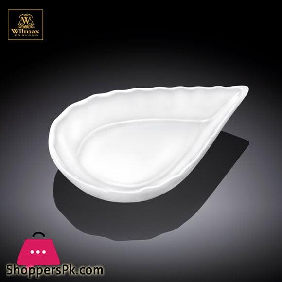 Wilmax Fine Porcelain Dish 4 x 1.5 Inch WL-992706 / A