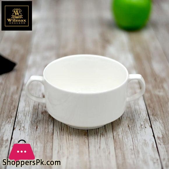 Wilmax Fine Porcelain Soup Cup 350Ml - WL-991230 / A