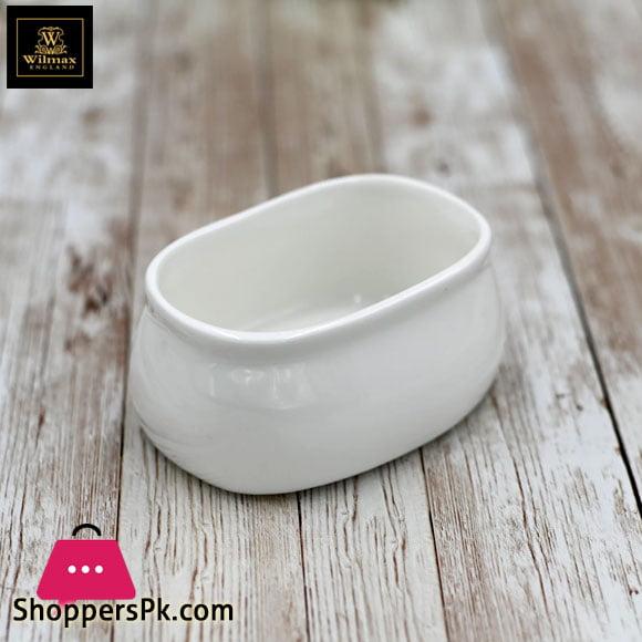 Wilmax Fine Porcelain Sugar Packet Holder 3.5 x 2.5 x 1.5 Inch WL-996037 / A