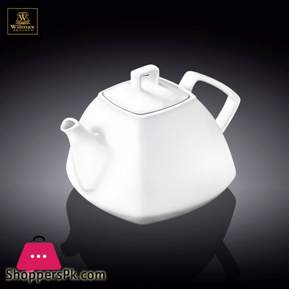Wilmax Fine Porcelain Tea Pot 36 Oz -1050 Ml WL-994041 / A