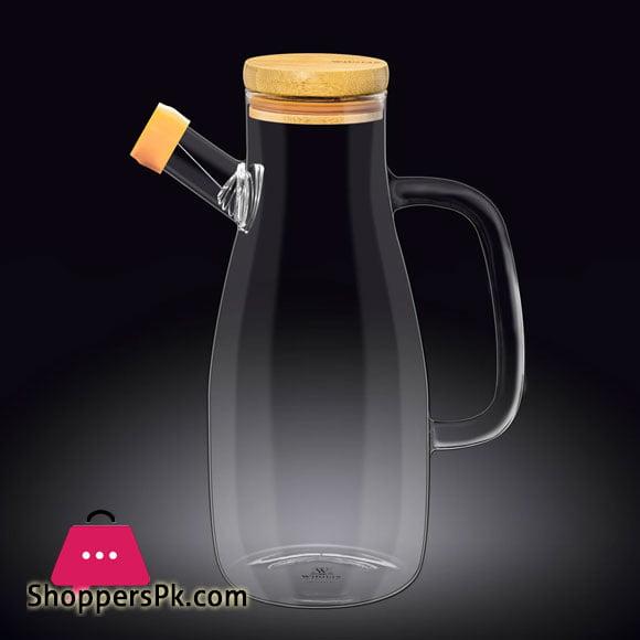Wilmax Oil Bottle 34 Fl Oz | 1000 Ml WL-888957 / A