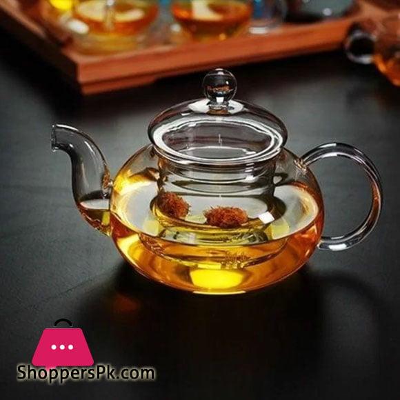Wilmax Tea Pot 41 Fl Oz | 1200 ML WL-888815 / A