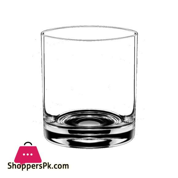 Wilmax Whisky Glass 10 Fl Oz | 300 Ml Set Of 6