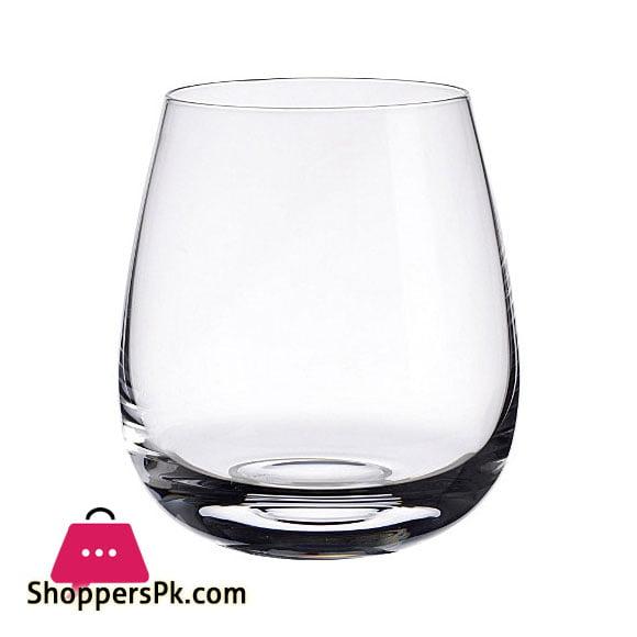 Wilmax Whisky Glass 13 Fl Oz | 370 Ml Set Of 6 WL-888021 / 6A