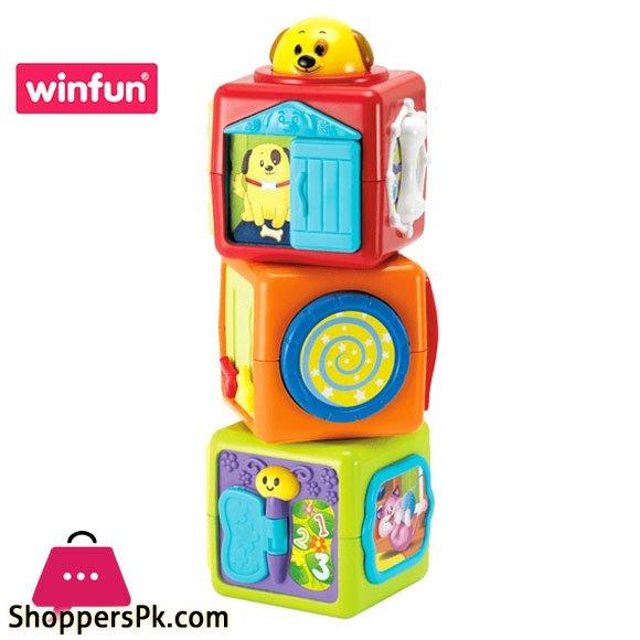 Winfun Activity Blocks – 0613