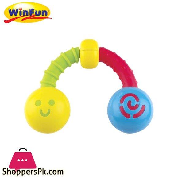 Winfun Catterpillar Rattle - 0184